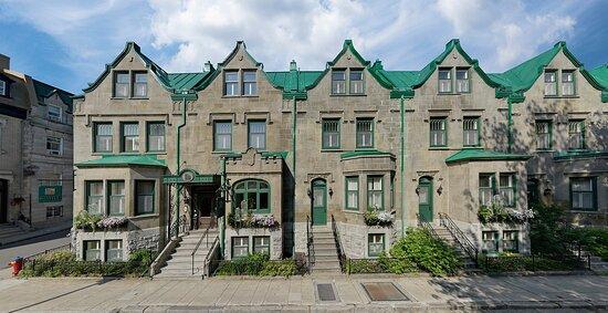 Hôtel Château Bellevue, hôtels à Québec (ville)