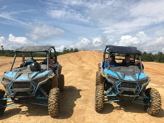 Great day trail riding
