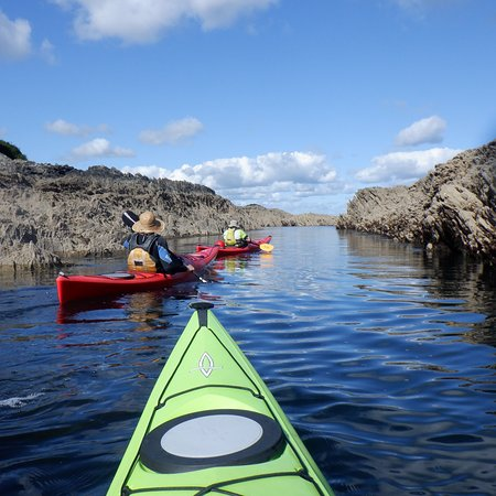 Paddle Cornwall - Sea Kayaking