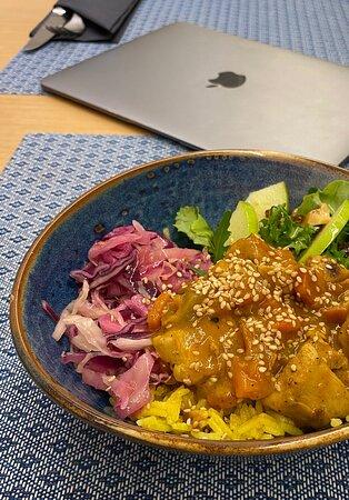 Etto bowl: piatto unico bilanciato!