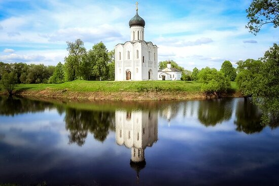 Vladimir and Suzdal: Explore the Golden Ring (Private day tour from...