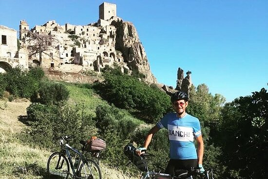 Tour di 3 Giorni in Bicicletta da Matera con Pasti Inclusi