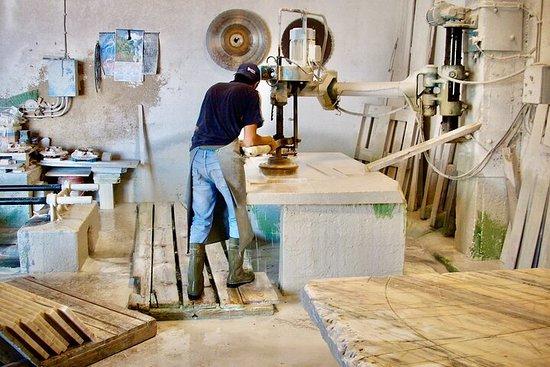 Stonemaking Experience in Vila Viçosa