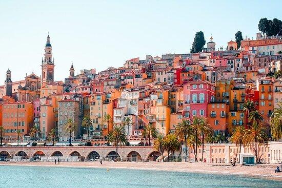 Destination: Ventimiglia, Monaco, Menton