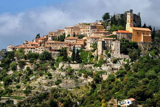 GUIDED TOUR: Villefranche...