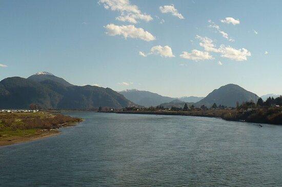 Kayak Aysen River à Coyhaique