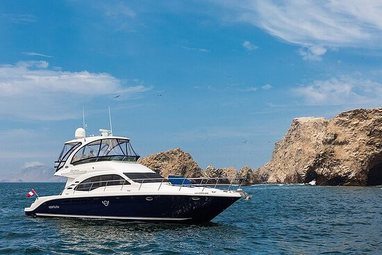 Full Day Luxury Yacht to Ballestas...