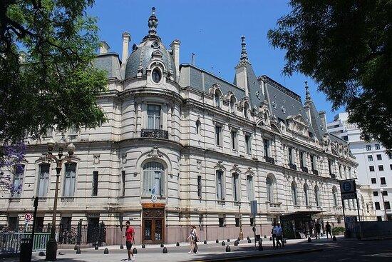 Private Walking Tour of Recoleta & Retiro in Buenos Aires