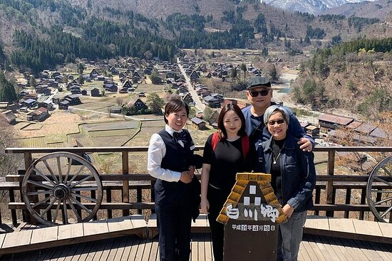 5 Hour Historical Shirakawago and Gokayama Village Tour