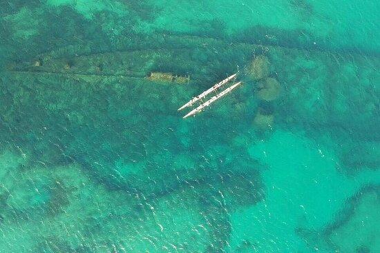 Tour de Canoa Havaiana