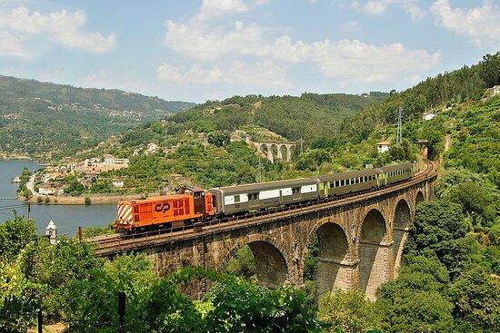 Day Trip from Porto to Régua by Train...