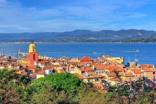 GUIDED TOUR: Saint Tropez, Port Grimaud