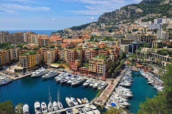 TOUR GUIADO: un día en Mónaco