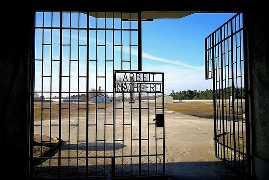 Sachsenhausen Concentration Camp...