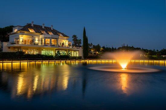 imagen El lago en Marbella