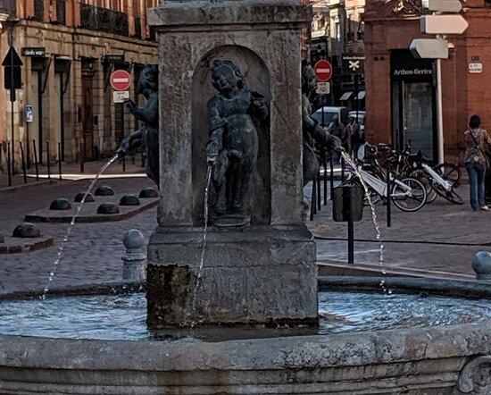 Le Griffoul Fontaine
