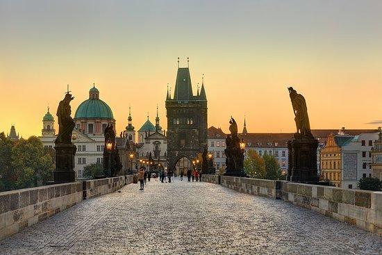 Excursión de día completo en Praga...