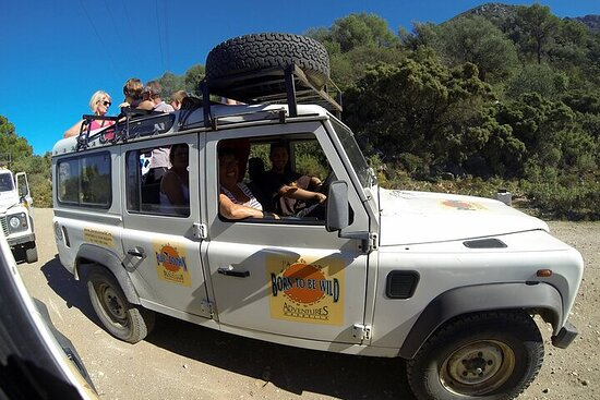 Authentic Andalusia - Jeep Eco Tour (pick up from Torremolinos...