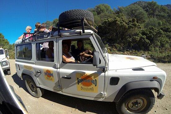 Andalousie Authentique - Jeep Eco Tour...
