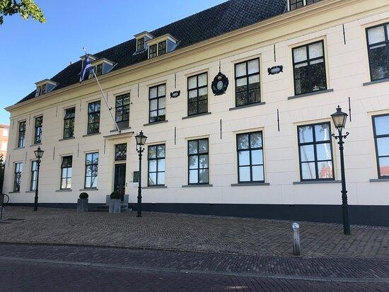 Commerciehuis in Middelburg