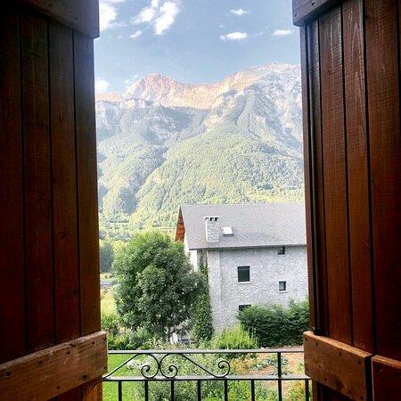 Excelente hotel en Valle Chistau