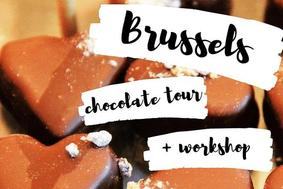 Brussels Chocolate Walking Tour och ...
