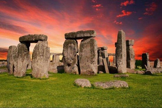 Windsor, Stonehenge og Bath Trip fra...