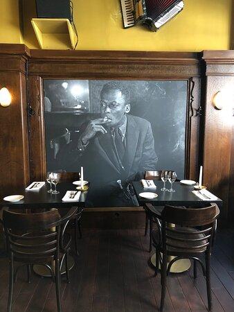 Brasserie José-Fun Dinning-Jazz&Blues
