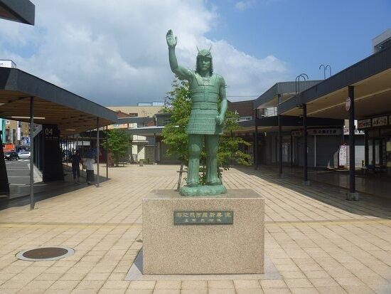 Statue of Tsunugaarashito