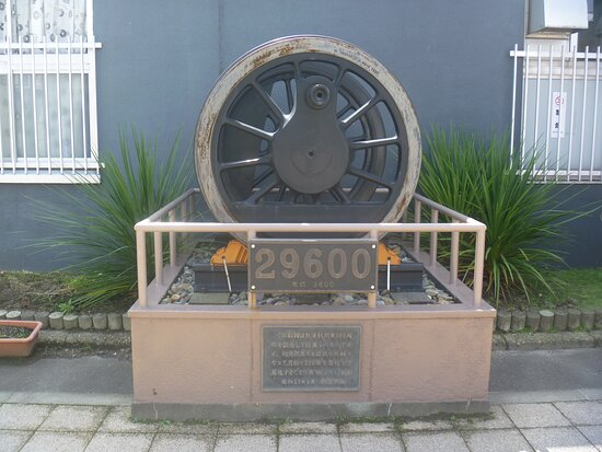 Steam locomotive 29600 Wheel
