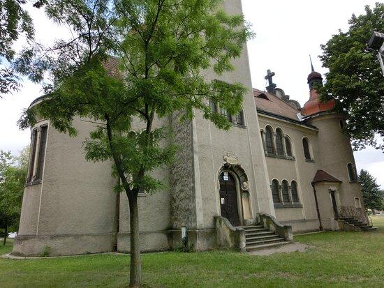 Church Tower of Církve československé husitské