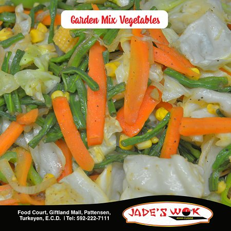 Garden Mix Vegetables