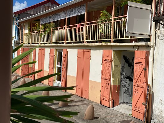 Creole Arts Cafe