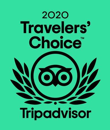 2020 Traveler's Choice