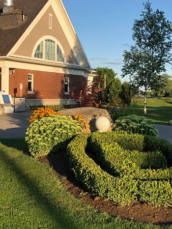Oakville, Canada: Lovely Clubhouse