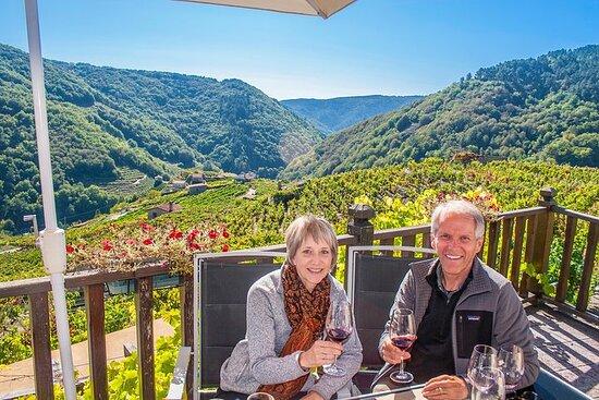 "4-dagers mat og vin ""Privat tur"" i Galicia"