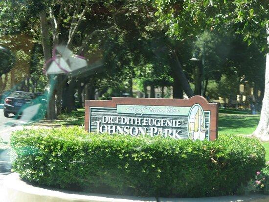 Dr. Edith Eugene Johnson Park