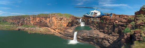Mitchell Plateau, Australia: HeliSpirit Mitchell Falls