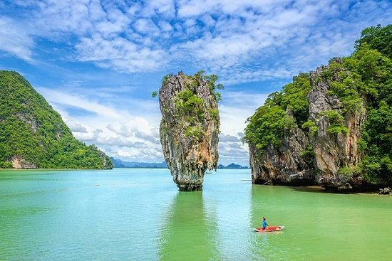 Full Day James Bond Island by Road...