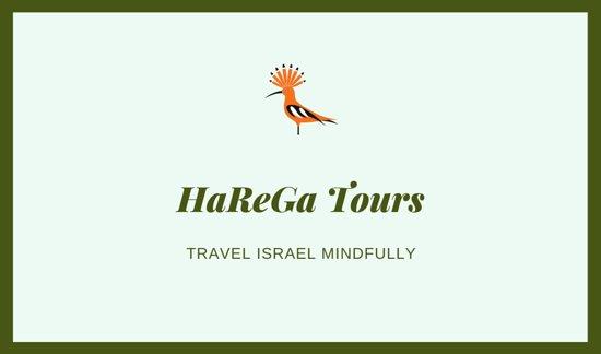 Harega tours - Travel Israel Mindfully