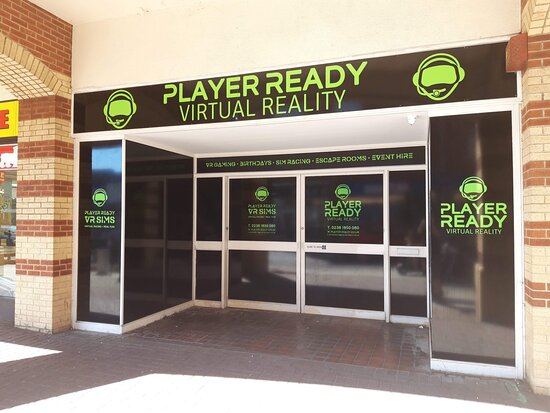 Player Ready Virtual Reality