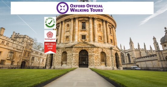 ‪Oxford Official Walking Tours‬