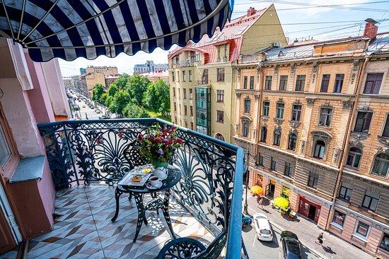 Akyan St.Petersburg, hoteles en Rusia