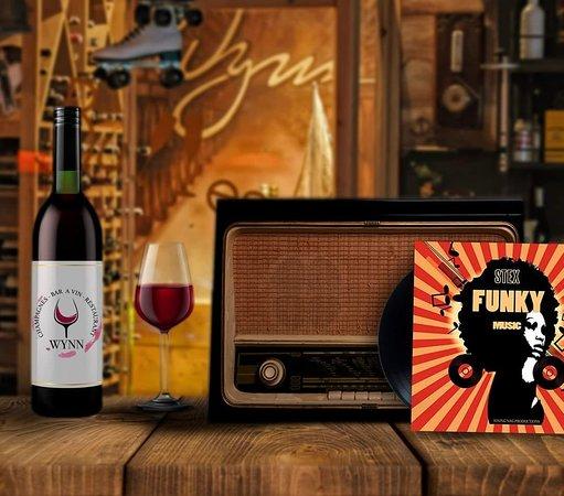 Happy Music Wynn day, ce soir et exclusivement THE FUNKY NIGHT. Ouvert tous les jours de 17h. Info & résa : 0661472501 Le Wynn, c'est la famille.