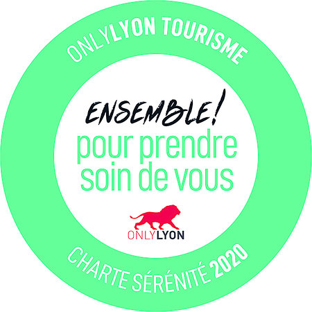 La Scene Brasserie: La Scène Brasserie signe la Charte Sérénité 2020, pour prendre soin de vous Ensemble !
