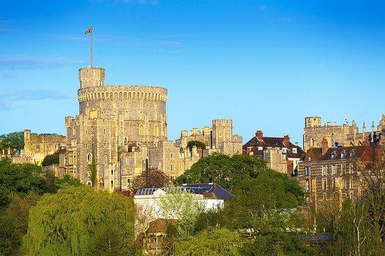 温莎城堡、巨石阵和牛津定制一日游