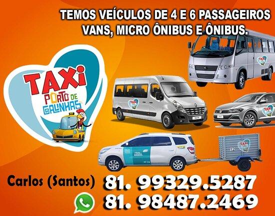 Taxi Porto de Galinhas (Carlos Santos)