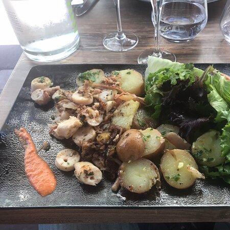 Très bon restaurant !!