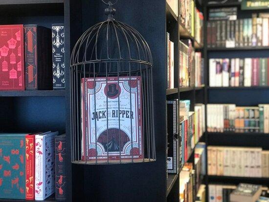 Den Lille Bokbutikken