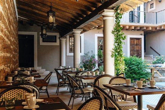 Talpa de Allende, México: Restaurante